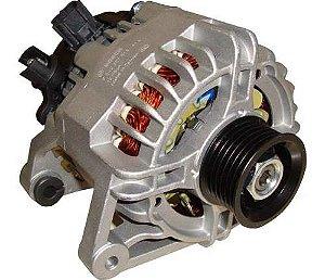 Alternador Bosch 12v 90a Ford Focus 1.8 2.0 2000 a 2005 - F042307013