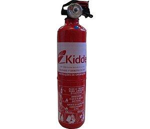 "Extintor P1 Abc 3"" Po Abc P1 3"" ( Fino - Modelo Universal ) C Válvula Plastica 090Kg ( 5 Anos )"