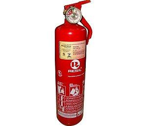 "Extintor R984 - P1 Abc 3"" Res984 Po Abc P1 3"" Fino - Modelo UniversalC Válvula Metal 090Kg 5 Anos"