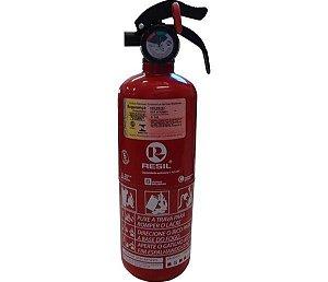 """Extintor R988 - P1 Abc 35"""" Res988 Po Abc P1 35"""" ( Medio - Modelo Escort) C Válvula Plastica 090Kg 5 Anos"""