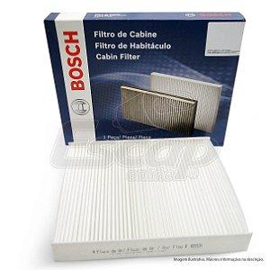 Filtro Cabine Bosch Fiat Stilo 1.8 2.4 Bravo 1.4 1.8 0986BF0645 2002 a 2016