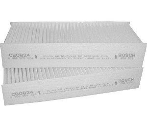 Filtro Cabine Bosch Iveco Euroc 230e24 170e22 170e21 160e21 Cb0624 0986BF0624