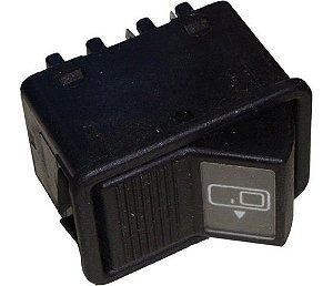 Interruptor  Ilum Acion Porta Tras Mercedes Ônibus Cam 03933107