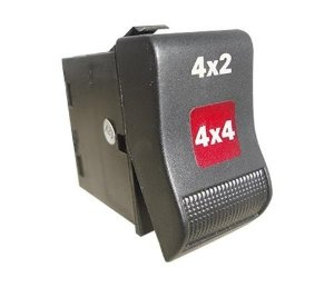 Interruptor Acion Reduzida 12v Tracao 4x4 Cam Vw 10001207