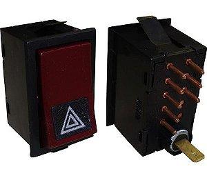 Interruptor Emergencia Advert Alerta Volvo Cam Onib 10021126