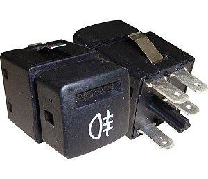 Interruptor Farol Auxiliar Auxiliar Corsa Classic 510012