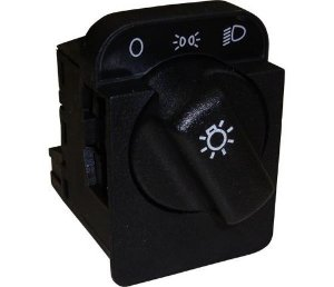 Interruptor Luz S Reostato 10 Terminais Omega Corsa 10098990