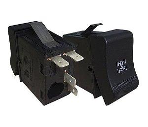 Interruptor Tecla 12V Vw Caminhoes 00/ 2Rr941557