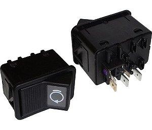 Interruptor Tecla Freio Motor Mercedes Ônibus Caminhoes 03833162