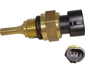Interruptor Temperatura 2 Pinos Motor Cummins Preto 4169