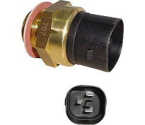 Interruptor Termico Radiador 95°c 102°c Passat A3 Golf 0787