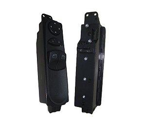Interruptor Vidro Elet. 12 Pinos LE Sprinter 311/415/515 13/