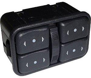 Interruptor Vidro Elétrico Astra Celta Corsa Meriva 03933400