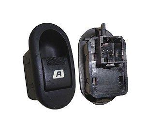 Interruptor Vidro Elétrico Dianteiro Direito307 C3 550010