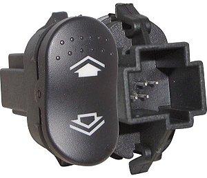 Interruptor Vidro Elétrico Focus  Dianteiro Direito   T.D   T.E 530009
