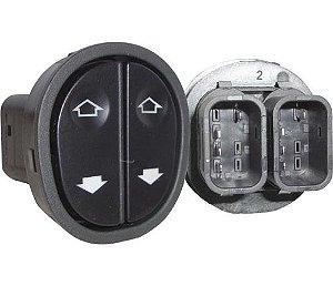 Interruptor Vidro Elétrico Ford Ka Le 530001