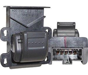 Interruptor Vidro Elétrico Honda Fit  Dianteiro Direito T.D T.E 590000