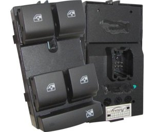Interruptor Vidro Elétrico Onix Prisma Cruze D. Esquerdo 510023
