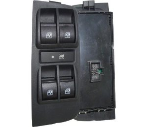 Interruptor Vidro Elétrico Palio Siena Dianteiro Esquerdo 520023