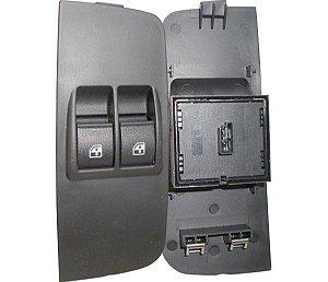 Interruptor Vidro Elétrico Palio Siena Strada Dianteiro Esquerdo 520018