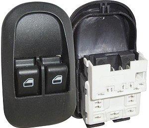 Interruptor Vidro Elétrico Peugeot 206 Modelo Kostal 550000