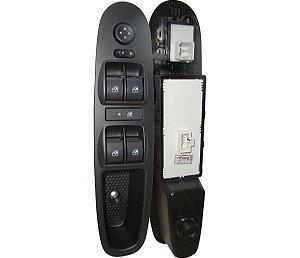 Interruptor Vidro Elétrico Punto C Retrovisor520059
