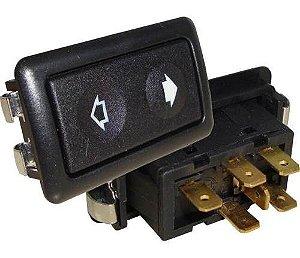 Interruptor Vidro Elétrico Universal Modelo Bmw 570004