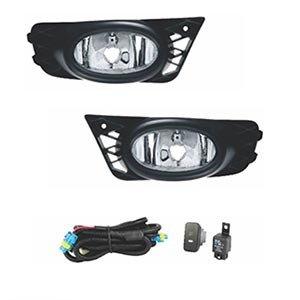 Kit Farol Auxiliar Neblina Soquete H11 Honda Civic Fh501ko