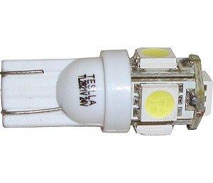 Kit Lâmpada Led 2821 T10 24V Super Led