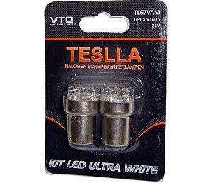 Kit Lâmpada Led Kit Led 67 24V Am (Par)