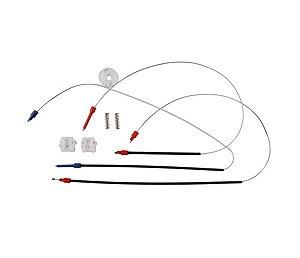 Kit Reparo Golf 98> Porta Dianteira