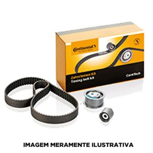 Kit Sincronizador Correia +Tensor Evoque/Freelander Ct1142