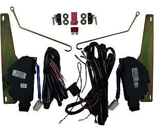 Kit Trava Elétrica Fiat Palio Fire 01-> ( 2 Portas )