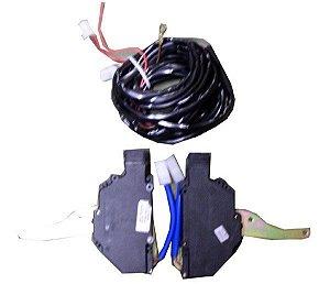 Kit Trava Elétrica Vw Saveiro GiiG3 ( 2 Portas )