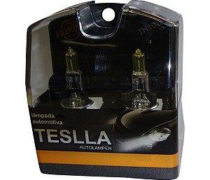 Lâmpada Especial Kit H1 12V 55W Amarelo