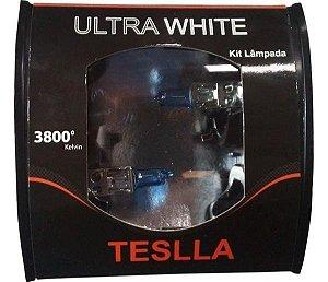 Lâmpada Especial Kit H1 12V Super Branca 3800K 12258Cv