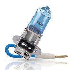 Lâmpada H3 12v 55w Blue Vision 12336bv Efeito Xenon