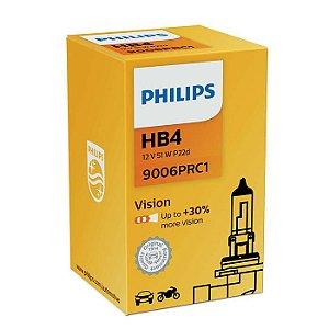 Lâmpada Philips Hb4 12V 9006 Usa Ete7775