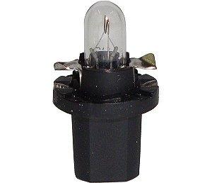 Lâmpada P Painel C Soquete Fixo 12V (Base Pret A) Gol