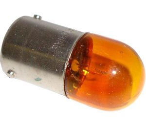 Lâmpada Ry10W 67 12V 10W Bau15S 1 Polo Ambar