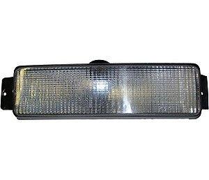 Lanterna Dianteira Ford Cargo - Lado Esquerdo Cristal