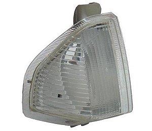 Lanterna Dianteira Ford Escort ->1986 Cristal Direita