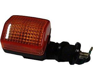 Lanterna Moto Dianteira Honda Cbx 200 Lado Direito