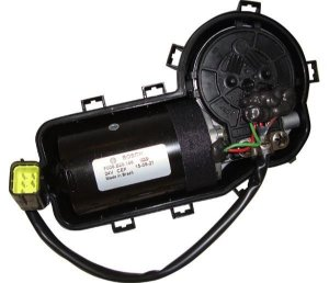 Motor Limpador Parabrisa 24V Cam Vw Constellation F006B20186
