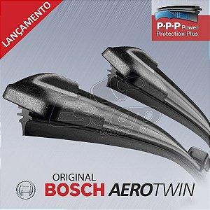 "Palhetas Dianteira Aerotwin Plus 26"" 20"" 125i 535i X3 C5 Linea"