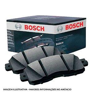 Pastilha Freio Bosch Cerâmica Dianteira Audi A1 10/14 New Beetle Crossfox Fox Golf Jetta Polo Bn0768