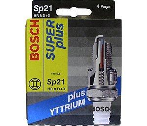 Vela Ignição Super Plus Sp21  Hr8D+X  Blazer  S10 4.3 V6  Omega Cd 3.8 V6 98 > 05  Ranger 2.3 16V 09 > 12  4.0 V6 94 > 9