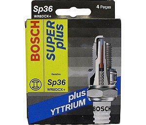 Vela Ignição Super Plus Sp36  Wr8Dcx+  Equivalente Sp1  Sp4 Megane  Scenic Bpr5Es11