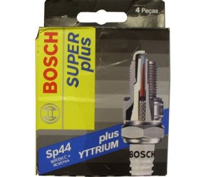 Vela Ignição Super Plus Sp44  Wr8Kc+  Gm Astra 1.8 98 > 01  2.0Mpfi 98 > 04  Blazer 2.2Efi 95 > 98  2.2Mpfi 97 > 00  Ipa