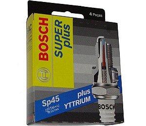 Vela Ignição Super Plus Sp45  Hr5M+U  Sigma  Zetec Rocam  Fiesta 1.0I Flex 06 > 10  Ka 1.0I Flex 08 > 14  Focus 1.6I 16V